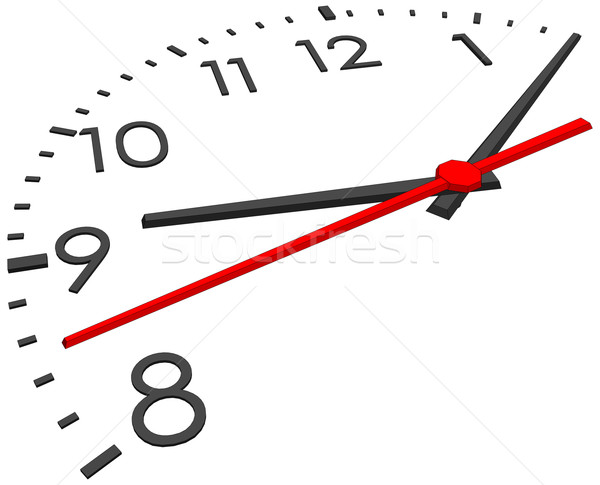 Clock face Stock photo © cherezoff
