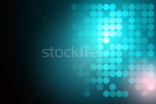 Abstract blue background Stock photo © cherezoff