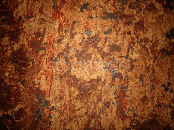 Textúra absztrakt háttér narancs ipar tányér Stock fotó © cherju