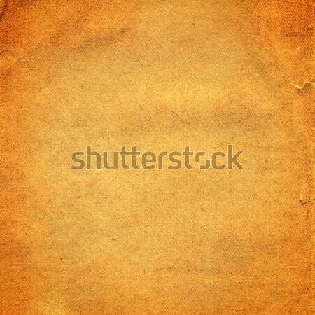 Klasszikus citromsárga papír textúra absztrakt terv Stock fotó © cherju