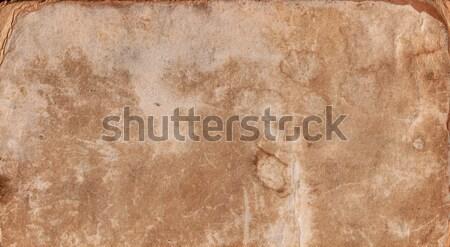 Sötét régi papír papír terv űr poszter Stock fotó © cherju