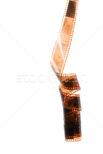 film strip reel spiral Stock photo © chesterf