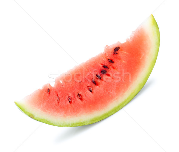 isolated slice of water melon Stock photo © chesterf