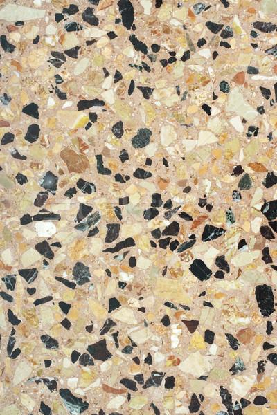 Wenecja tekstury tle Europie marmuru kolor Zdjęcia stock © cheyennezj