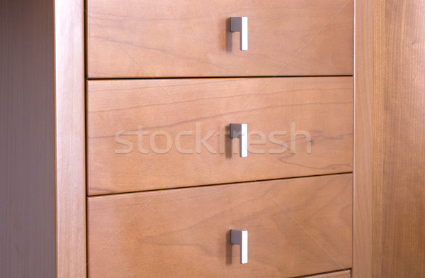 Cupboard handle  Stock photo © cheyennezj