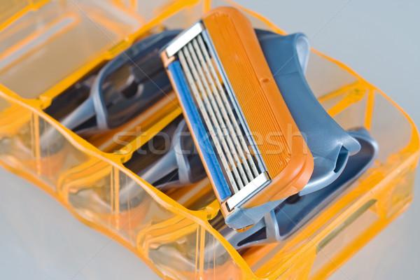 Razor blade  Stock photo © cheyennezj