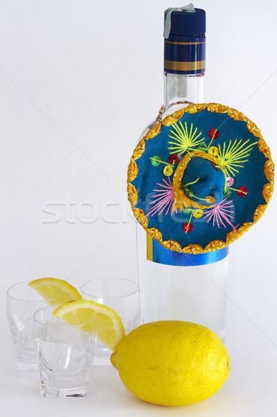 ドリンク パーティ ファッション 歳の誕生日 ガラス 背景 ストックフォト © cheyennezj