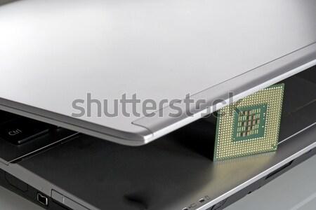 Laptop technology  Stock photo © cheyennezj