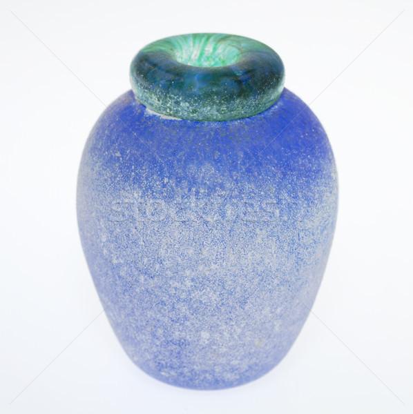 üveg edény kéz Stock fotó © cheyennezj