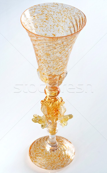 Glass art  Stock photo © cheyennezj