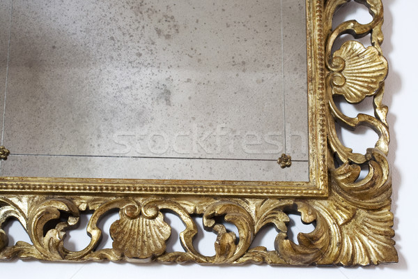 öreg néz üveg Stock fotó © cheyennezj