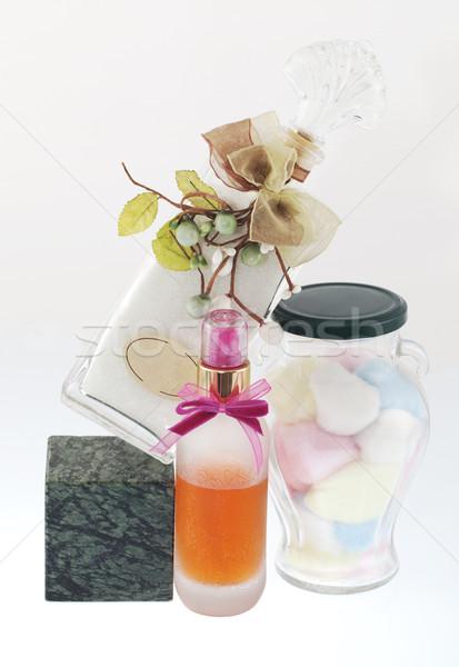 香水 バス 美 スパ ケア ストックフォト © cheyennezj