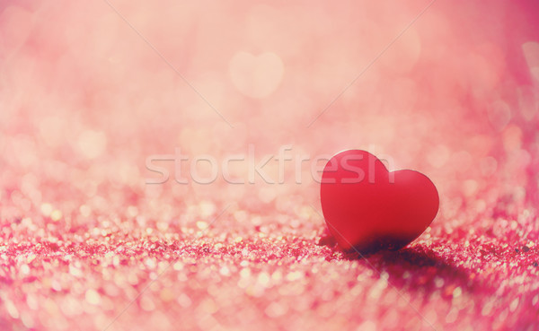 Valentine's day background Stock photo © choreograph