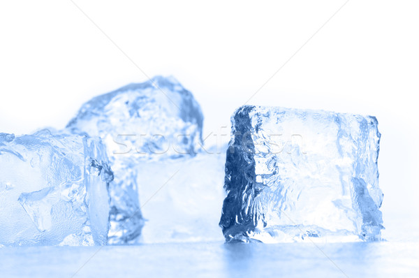 ice cube Stock photo © choreograph