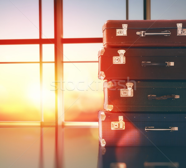 concept of travel and holiday Stock photo © choreograph
