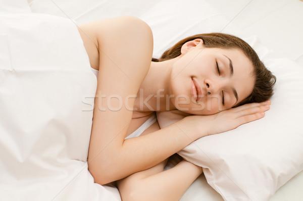 sleep Stock photo © choreograph