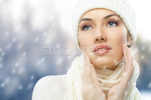 Stock photo: wintertime