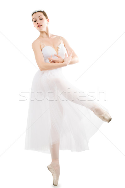 Foto stock: Baile · jóvenes · maravilloso · bailarina · mujeres · arte