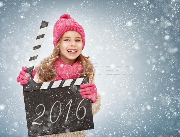 new year concept. Stock photo © choreograph