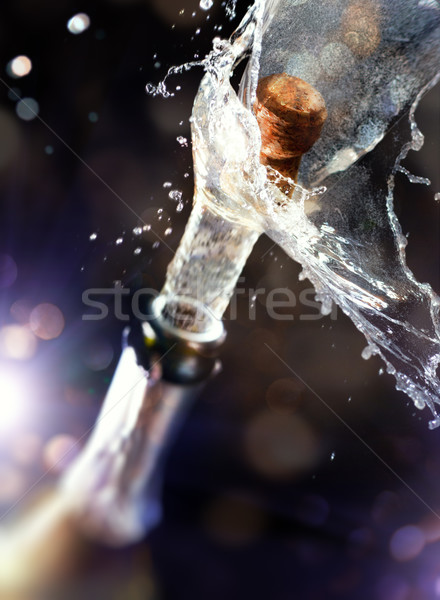champagne cork Stock photo © choreograph