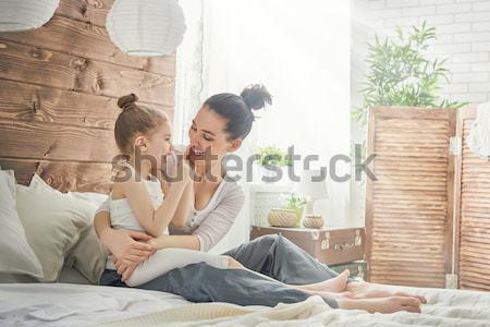 Para miłości szczęśliwy oszałamiający zmysłowy portret Zdjęcia stock © choreograph