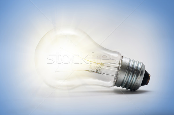 light bulb Stock photo © choreograph