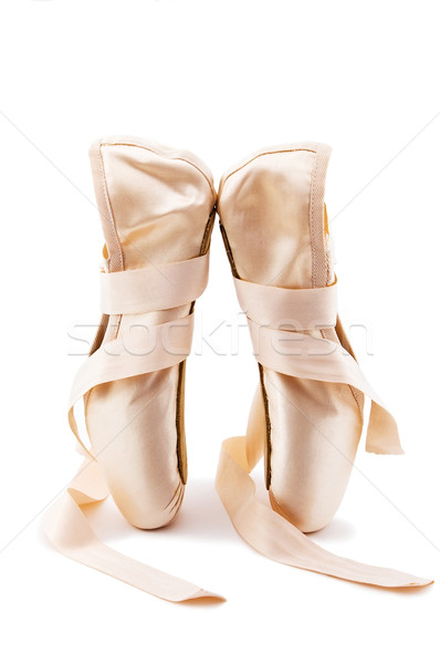 ballet shoes 2 Stock photo © choreograph