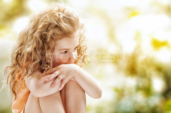 sunny day Stock photo © choreograph