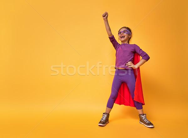 Foto d'archivio: Bambino · giocare · piccolo · kid · luminoso