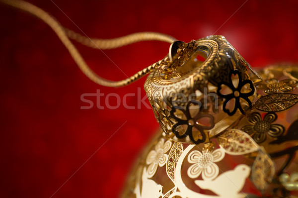 christmas decoration Stock photo © choreograph