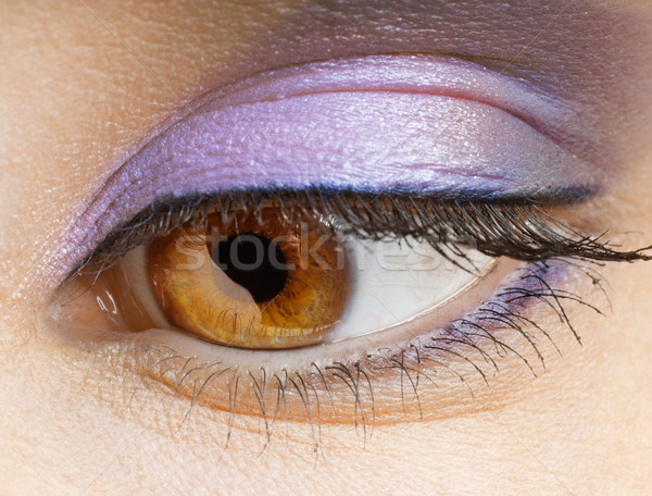 beauty eye Stock photo © choreograph