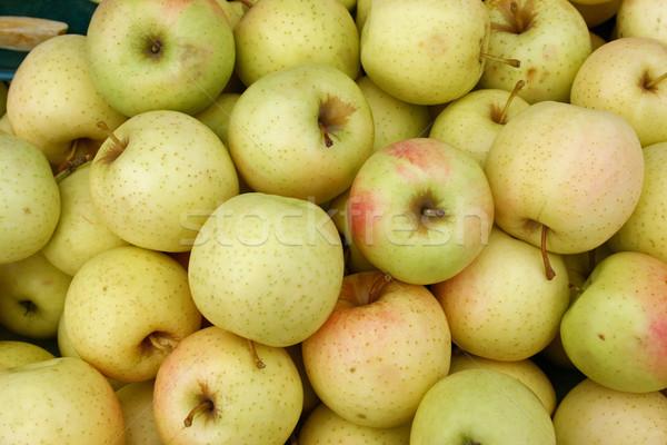 яблоки продовольствие фермы Сток-фото © chrisbradshaw