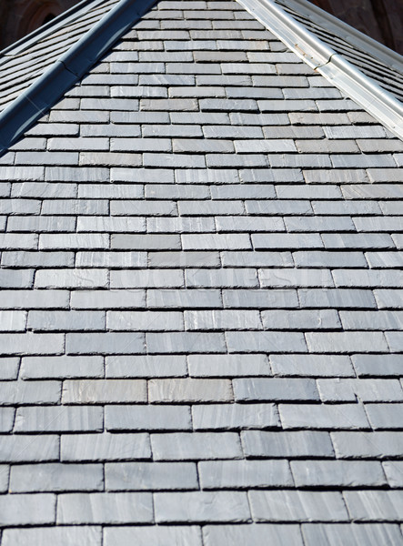Slate Shingles Stock photo © chrisbradshaw