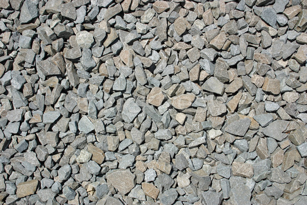 Gravel Stock photo © chrisbradshaw