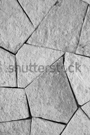 Stock photo: Stone Walkway