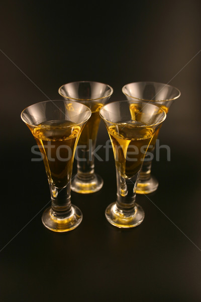 Cordials Stock photo © chrisbradshaw