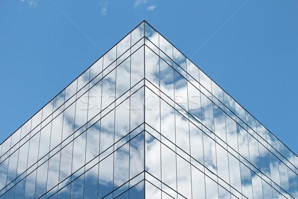 Sky Reflection Stock photo © chrisbradshaw