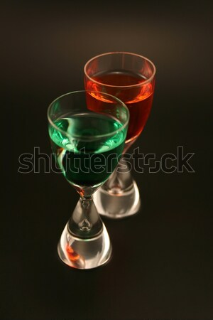 Holiday Cordials Stock photo © chrisbradshaw