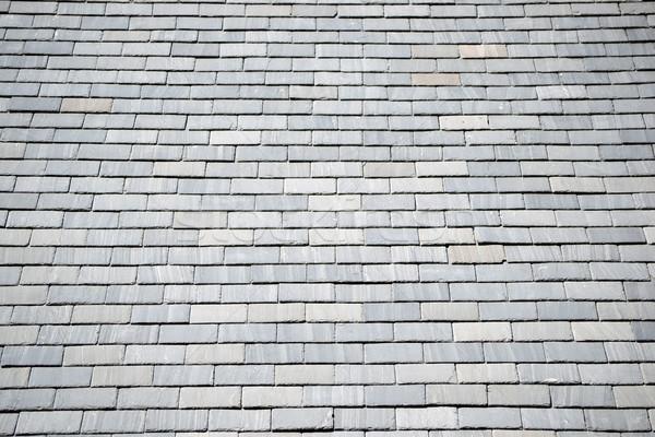 Tető fedett szürke épület építészet tető Stock fotó © chrisbradshaw