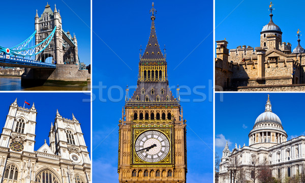 London Sightseeing Stock photo © chrisdorney