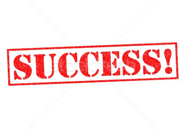 SUCCESS! Stock photo © chrisdorney