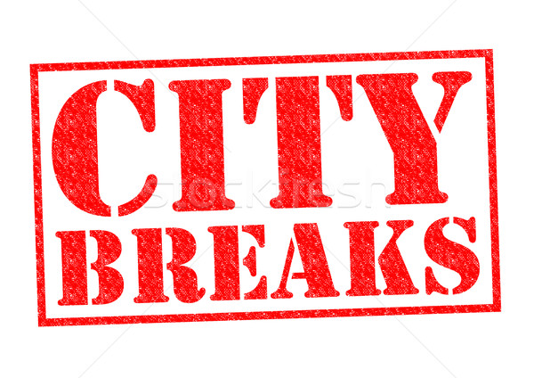 CITY BREAKS Stock photo © chrisdorney
