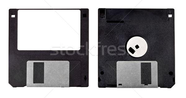 Floppy Disk Stock photo © chrisdorney