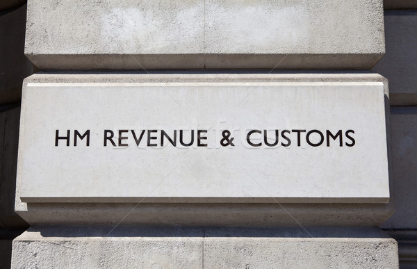 HM Revenue & Customs Stock photo © chrisdorney
