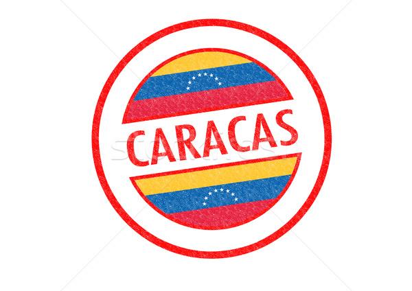 CARACAS Stock photo © chrisdorney