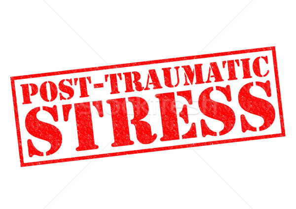 POST-TRAUMATIC STRESS Stock photo © chrisdorney