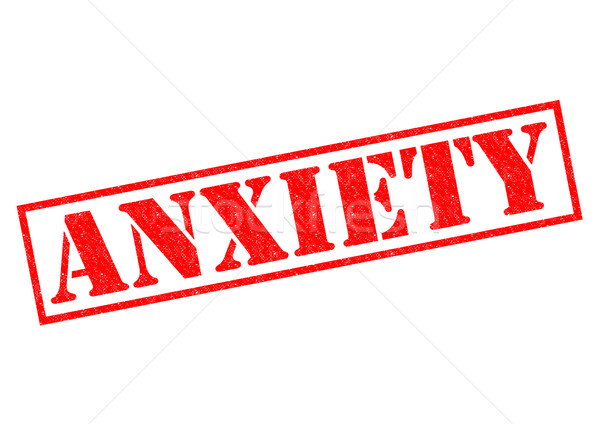 ANXIETY Stock photo © chrisdorney