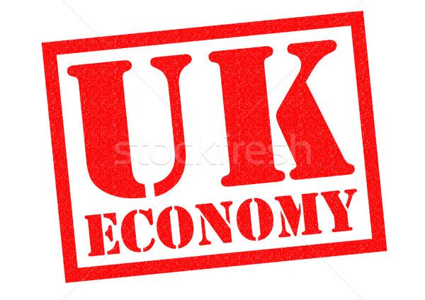 経済 赤 白 ビジネス お金 ストックフォト © chrisdorney