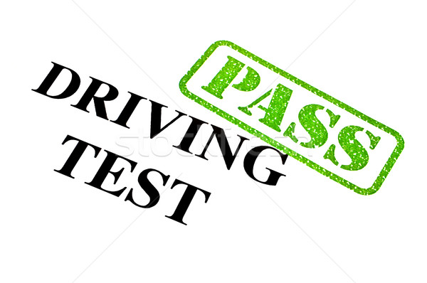 Driving Test PASS Stock photo © chrisdorney