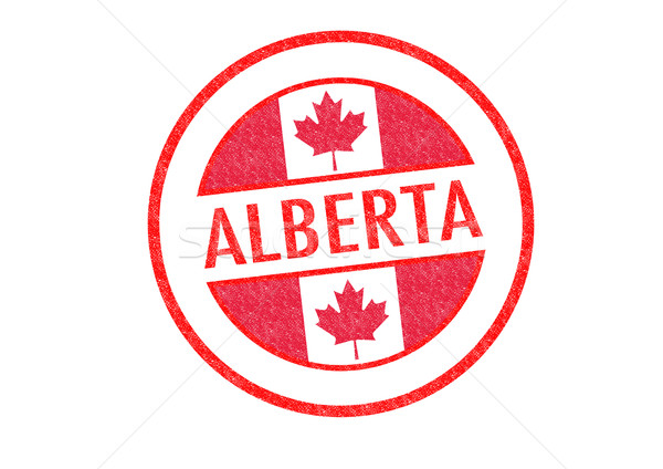 ALBERTA Stock photo © chrisdorney
